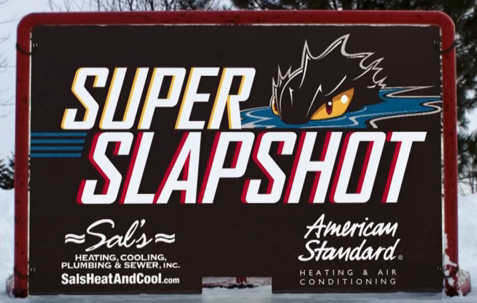 Cleveland Monsters Slapshot Winner
