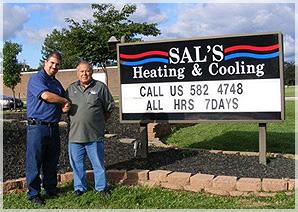 Sal's History & Mission