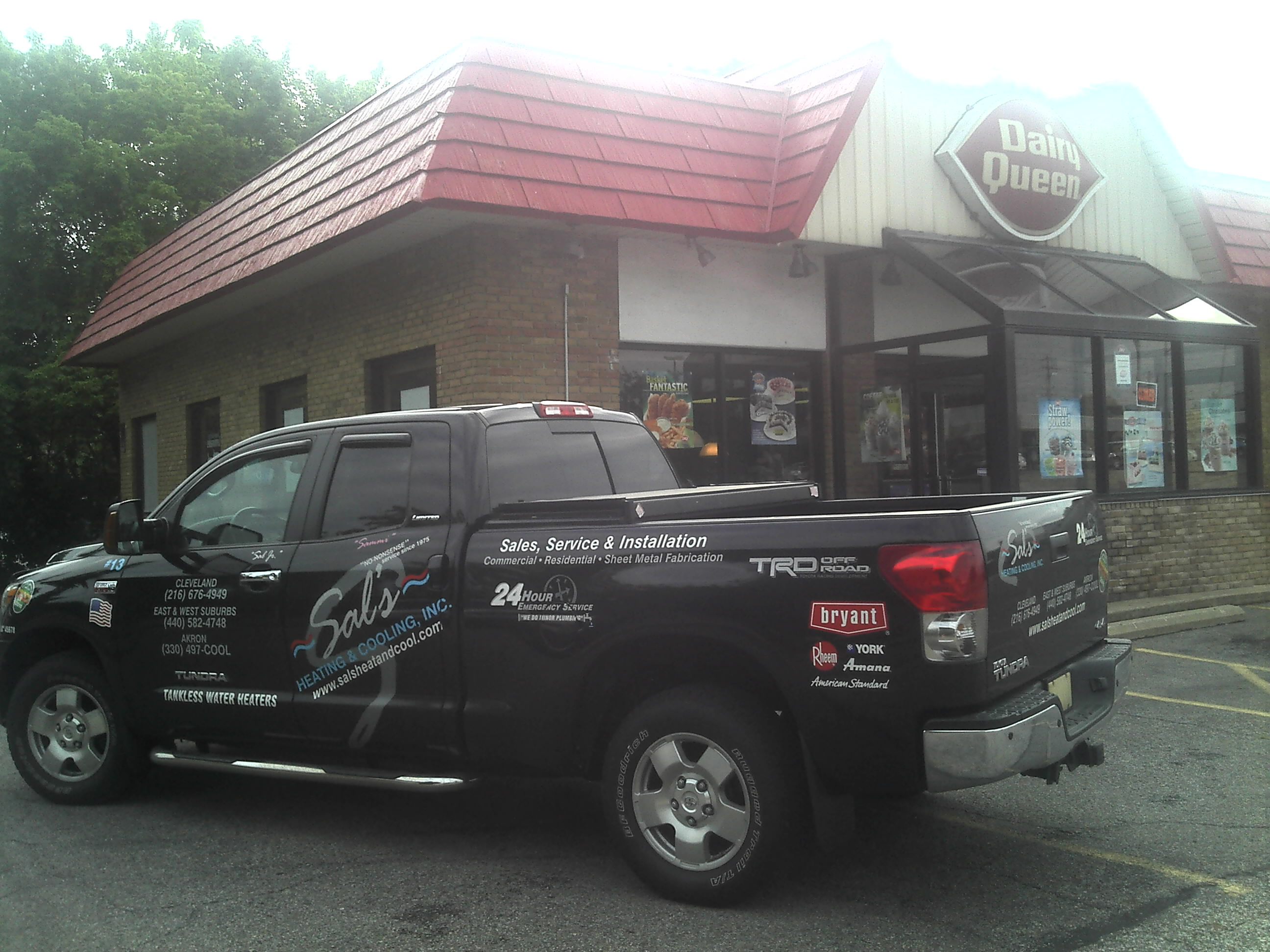Dairy Queen in Bedford, Ohio