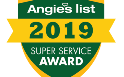 Sal's Heating and Cooling, Inc. Plumbing & Sewer Earns 2019 Angie's List Super Service Award