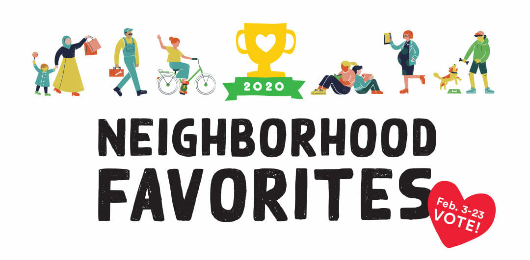Vote for us as your Neighborhood Favorite HOME SERVICE PROVIDER!