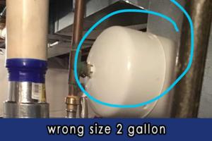 DYI Water Heater installation