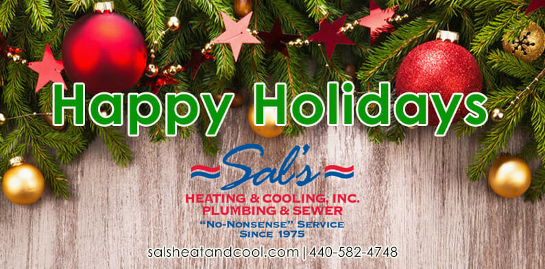 10 HVAC & Plumbing Services of the Holiday Season
