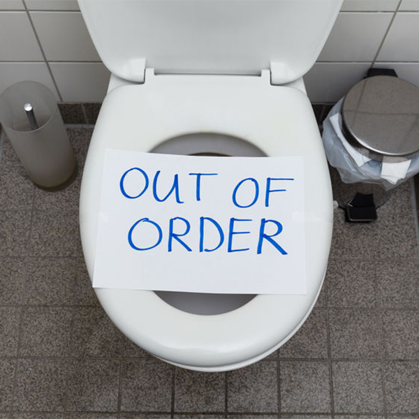 Clogged Toilets Emergency Service