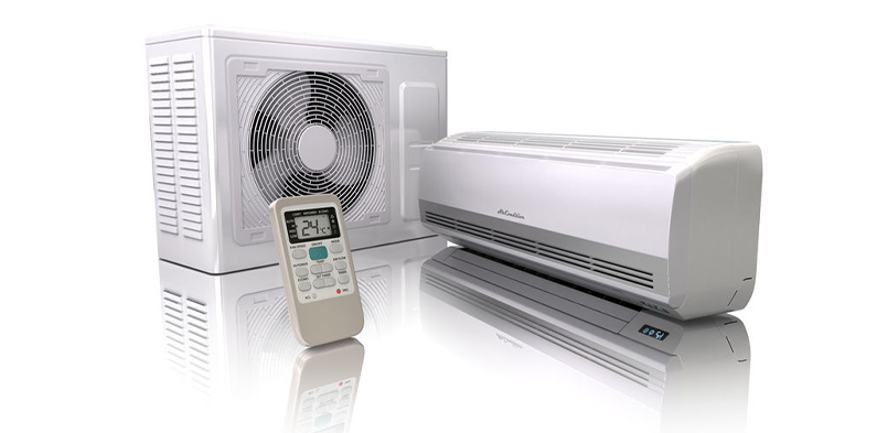 Ductless Mini Splits – AC or with Heat Pump